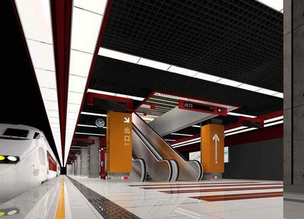 Subway 3d Model Download Free 3d Models Download