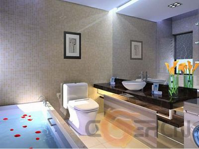 Minimalism Bathroom Design 3d Model Download Free 3d Models Download