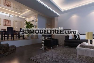 The Living Room 3d Models Free Download Collection Of The