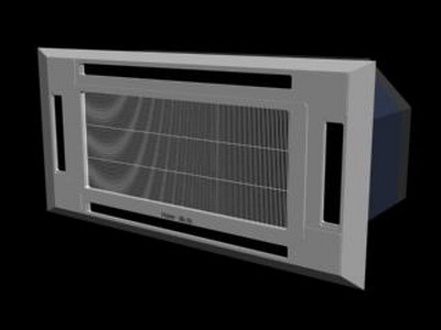 3d Models Of Air Condition Free Download 3d Model Download