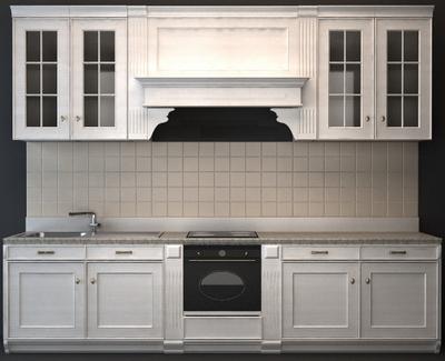 Classic Kitchens 3d Model Download Free 3d Models Download
