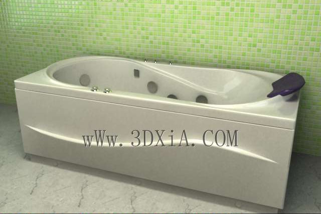 3d Models Of Bathtub Free Download 3d Model Download Free