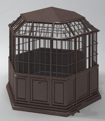 Enclosed pavilion 3d models 3d model download free 3d models download - Enclosed gazebo models ...
