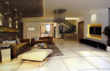 Modern minimalist style living room 3d model 3d model for Comedores minimalistas