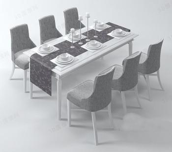Tables 3d Model Free Download 3d Model Download Free 3d