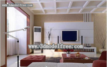 The Living Room 3D Models Free DownloadCollection Of The