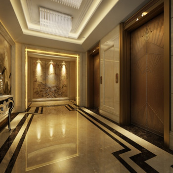 Elevator Aisle 3d Model 3d Model Download Free 3d Models