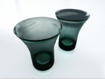 Green glass 3D model