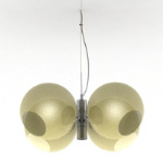 double wall sconce light 3D Max models