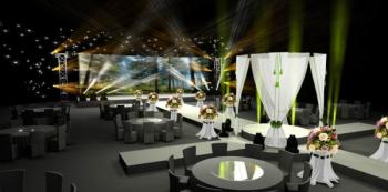 Wedding Venue 3d Model 3d Model Download Free 3d Models