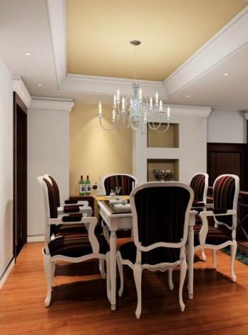 Dining room 3d models free download 3d model download free for Dining room 3d model