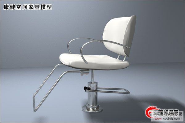 beauty salon li rong chair chair hair washer 3d model download free 3d models download. Black Bedroom Furniture Sets. Home Design Ideas