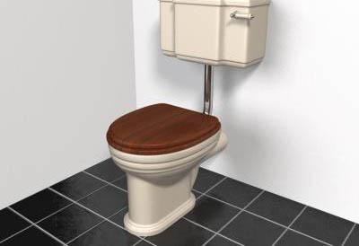 3d models of closestool free download 3d model download free 3d models download - Toilet model ...