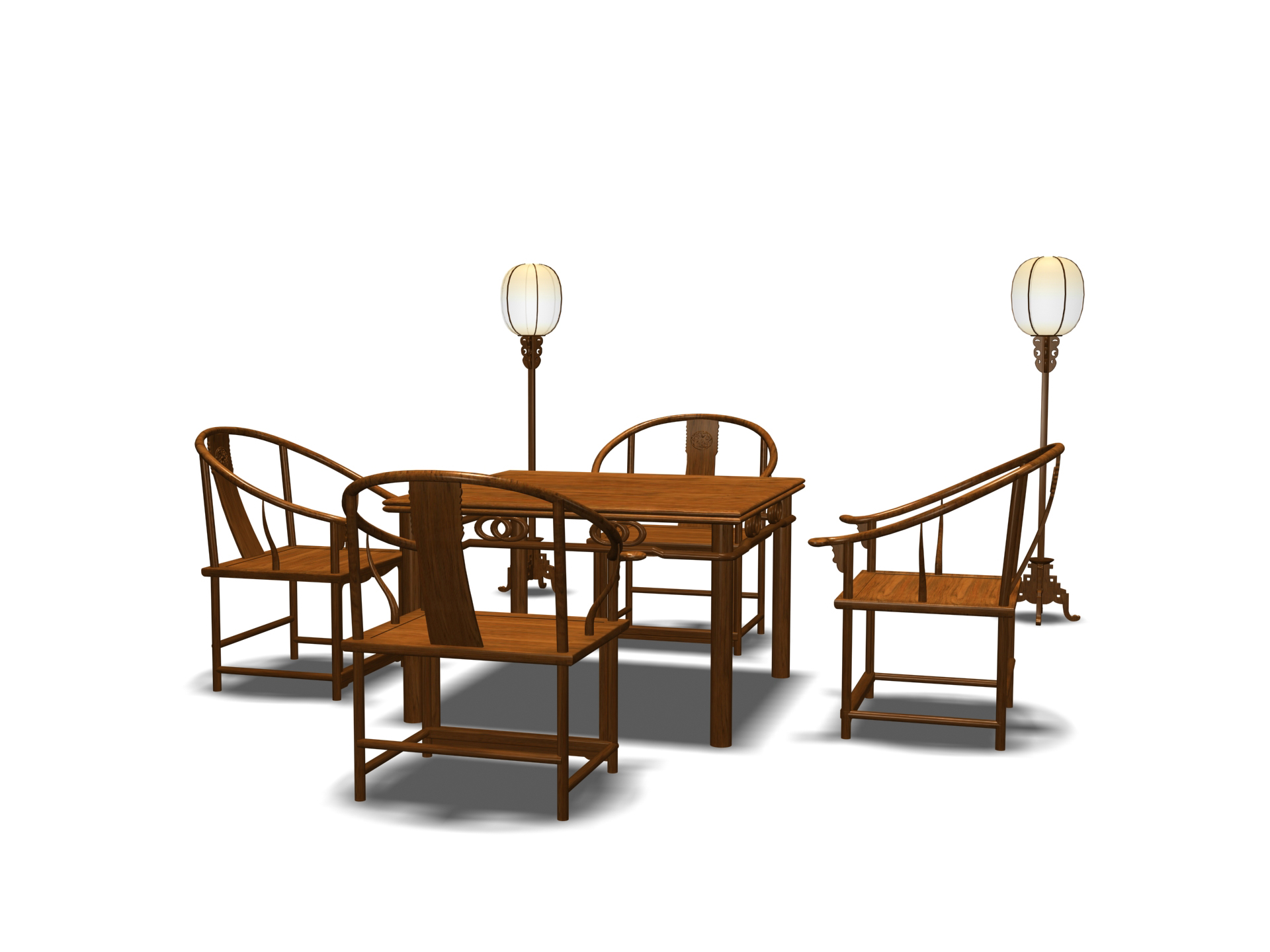 Furniture Table 003 Table 3d Model Download Free 3d