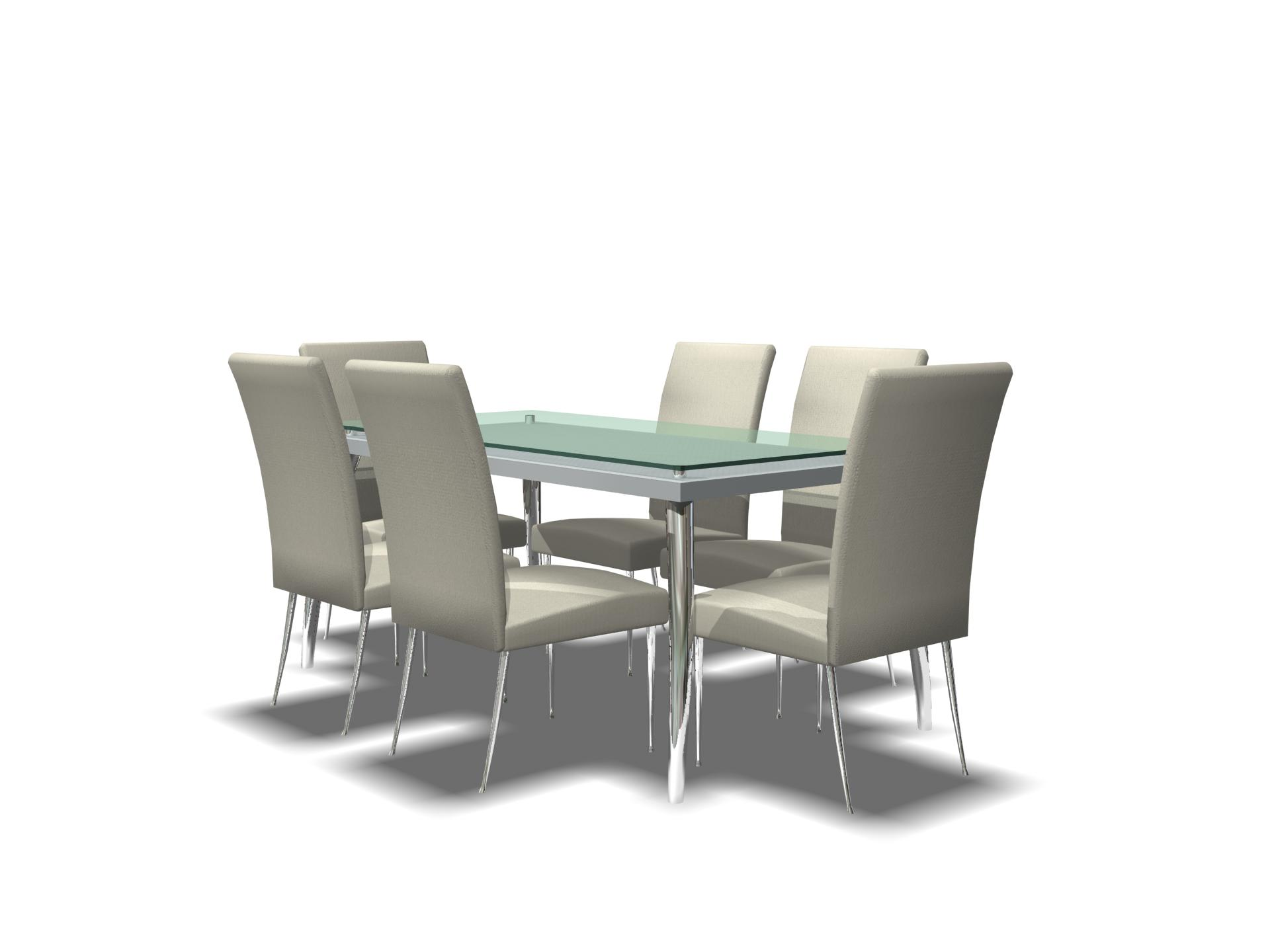 Furniture Table 009 Table 3d Model Download Free 3d