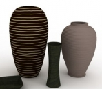 accessories 13-2 sets  vases