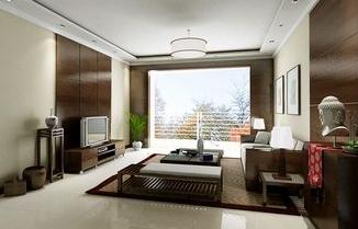 classy living room design with dark furniture homesqu